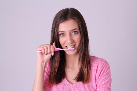 歯磨き 身体