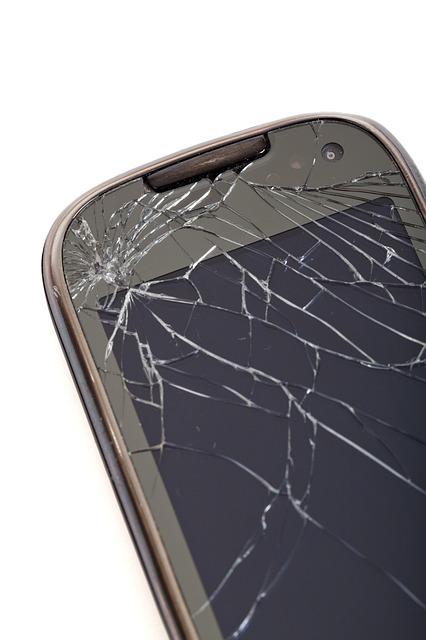 携帯 壊れる