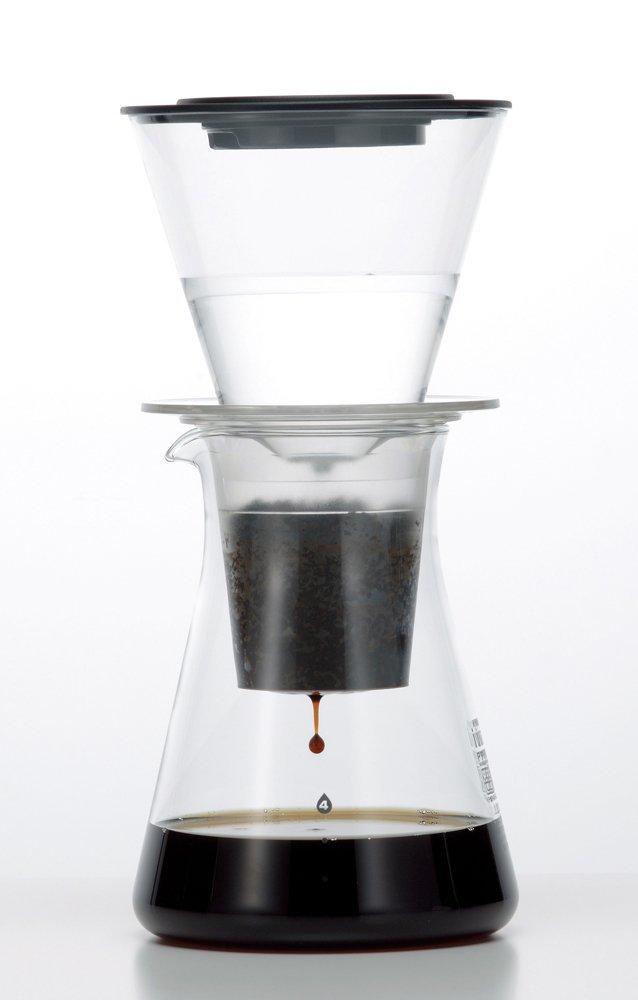 ウォータードリップコーヒーサーバーで飲むコーヒーはうまいのか?[レビュー]